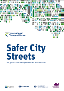 Safer City Streets brochure cover page w fram