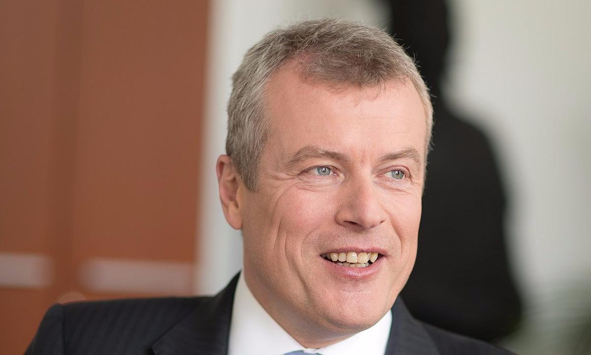 Jochen Eickholt Siemens Mobility CEO